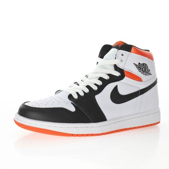 "Nike Air Jordan1 Retro High OG ""Electro Orange"" A"
